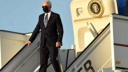Байдън пристигна в Брюксел за срещата на НАТО, заяви, че Русия е по-слаба, отколкото изглежда