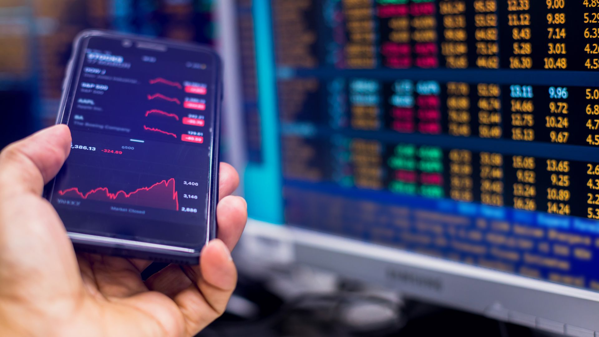 Загуби по пазарите на акции в България и печалби от двете страни на Атлантическия океан