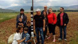 Кюстендилци тестваха екологична ракета