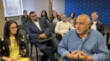 Борисов: Последните 4 г., докато управлявахме ние, България беше фаворитът на Балканите