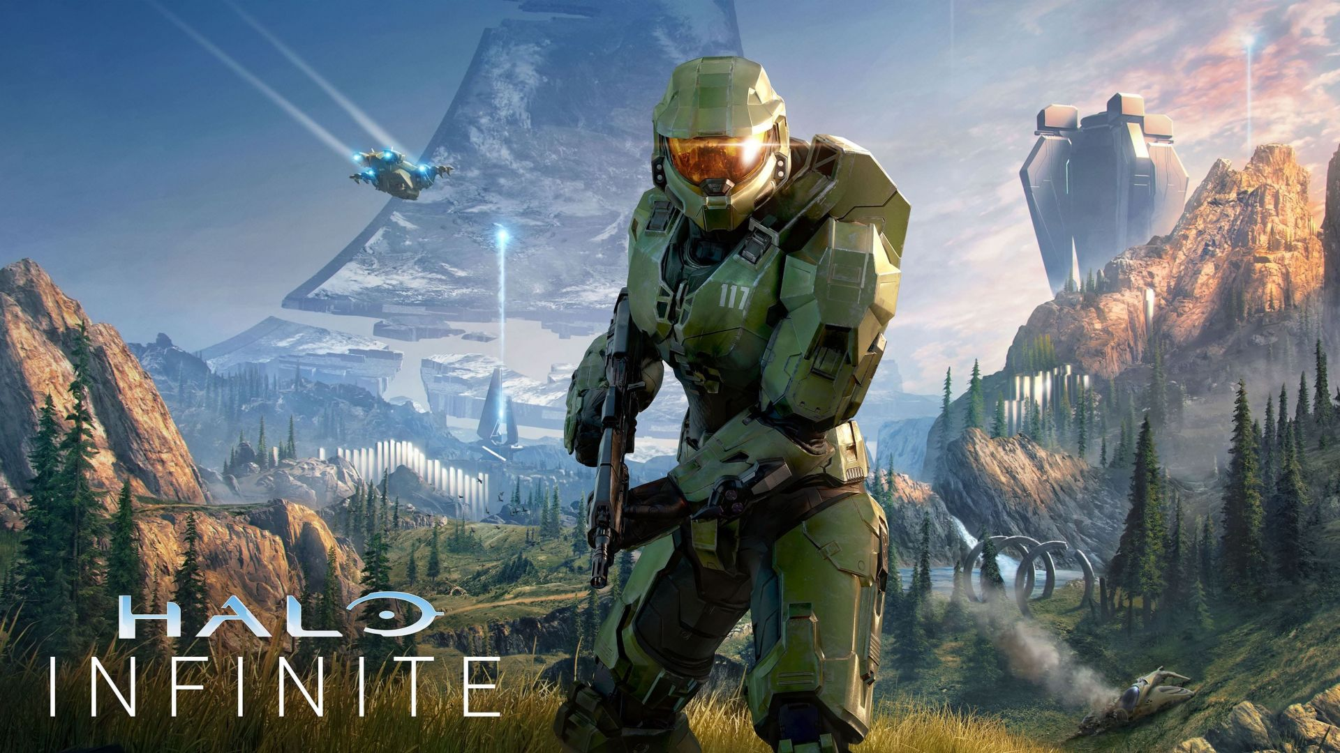 Microsoft показа първи кадри от мултиплейъра на Halo Infinite