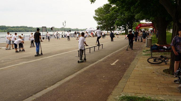 За втора поредна година в Русе се проведе Фестивалът на