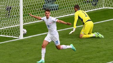 Евро 2020: Шотландия - Чехия 0:1 (на живо)