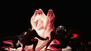 """Студентите на Малин Кръстев от Театрален колеж """"Любен Гройс"""" - на сцената на Народния"""