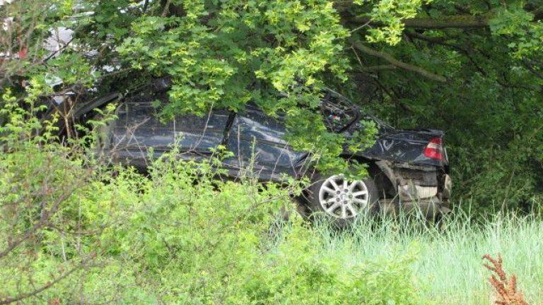 Мъж и жена загинаха на място при тежка катастрофа на