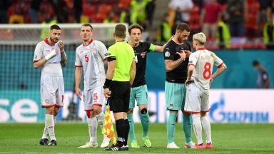 Северна Македония се оплака от расизъм след дебюта си на Европейско