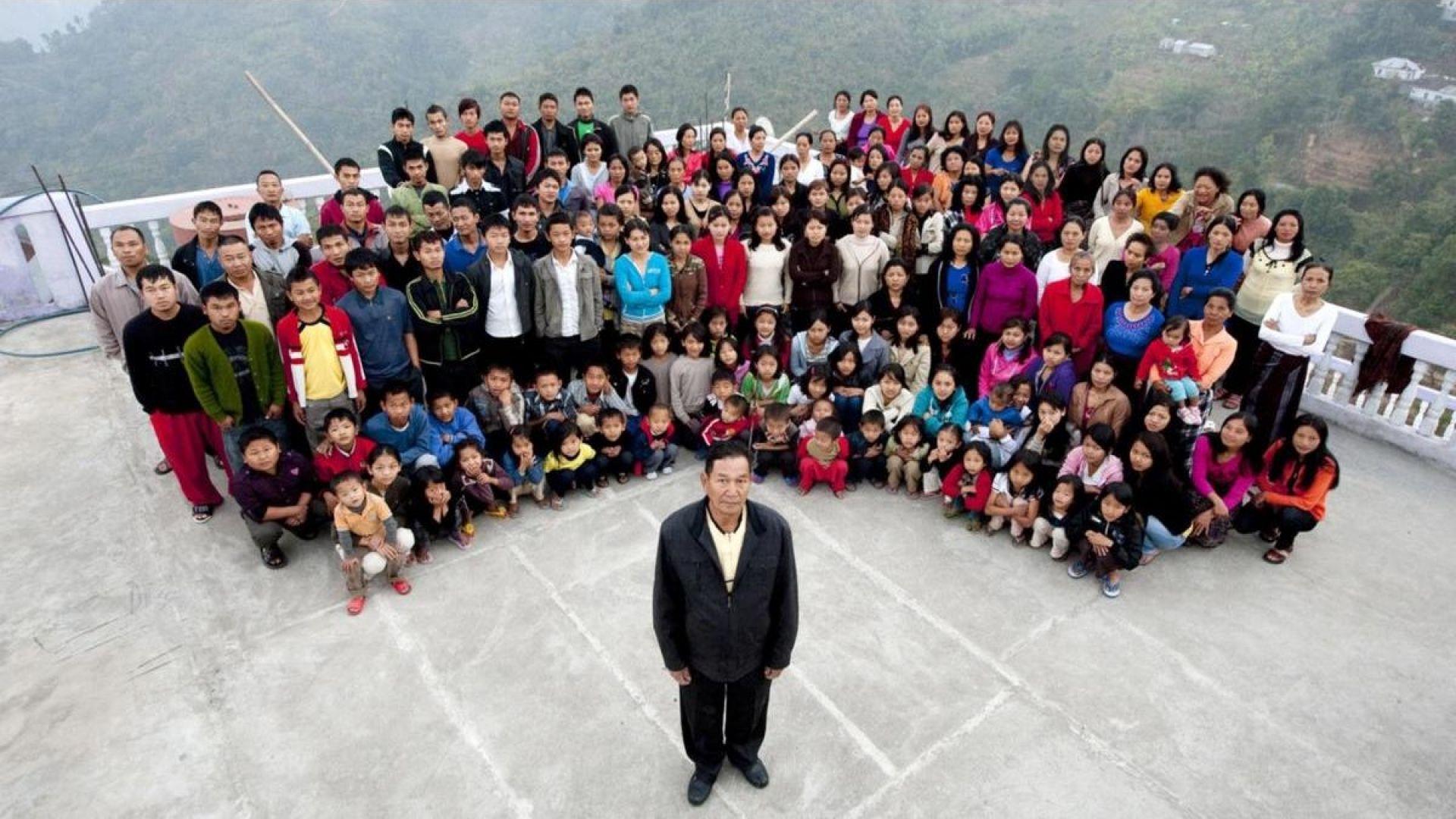 Почина индиецът, който е имал 38 съпруги, 89 деца и 36 внука