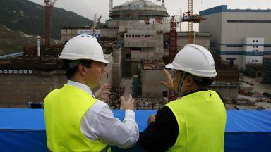 САЩ и Франция оценяват съобщенията за теч в китайска атомна централа
