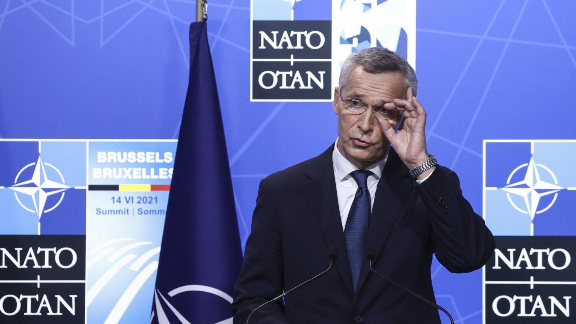 НАТО залага на обуздаване на Русия, Китай и киберпрестъпниците
