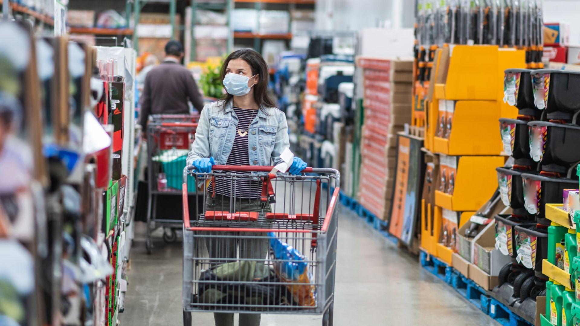 Ръстът на цените се ускори през юни