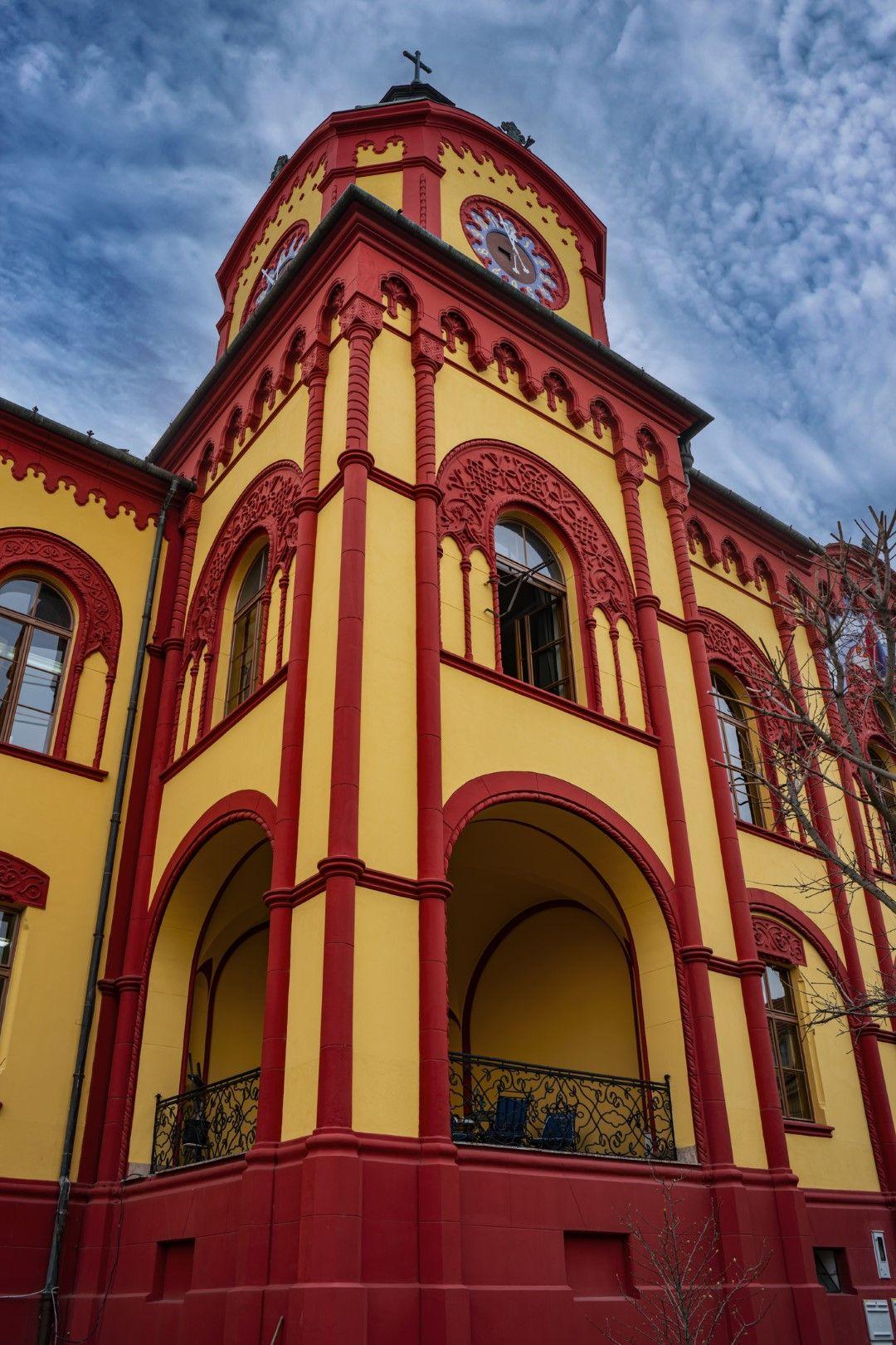 Сграда в Сремски Карловци