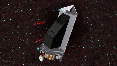 Нов телескоп на НАСА търси астероиди опасни за Земята