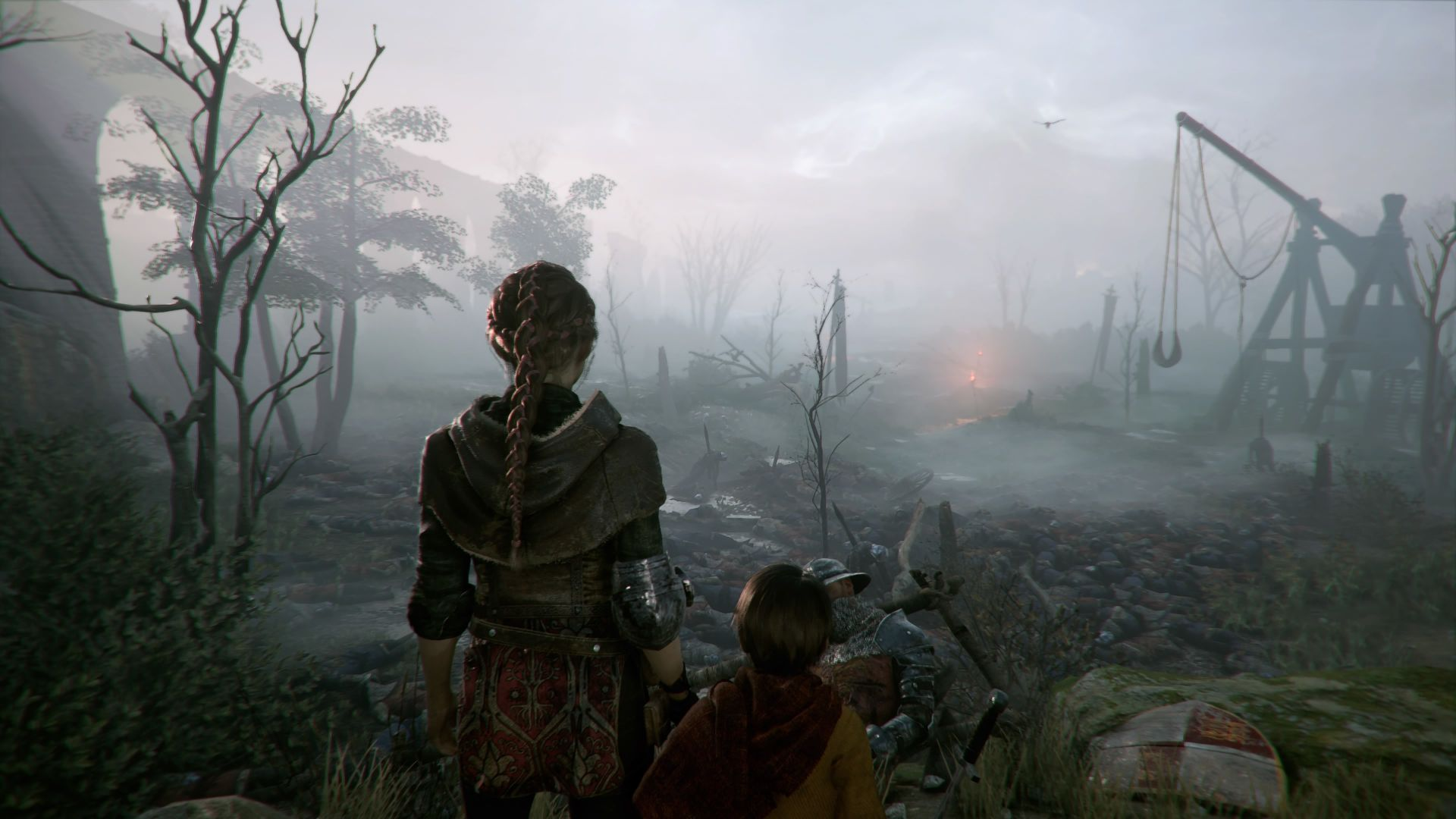 A Plague Tale: Innocence ще е следващата безплатна игра в магазина на Epic Games