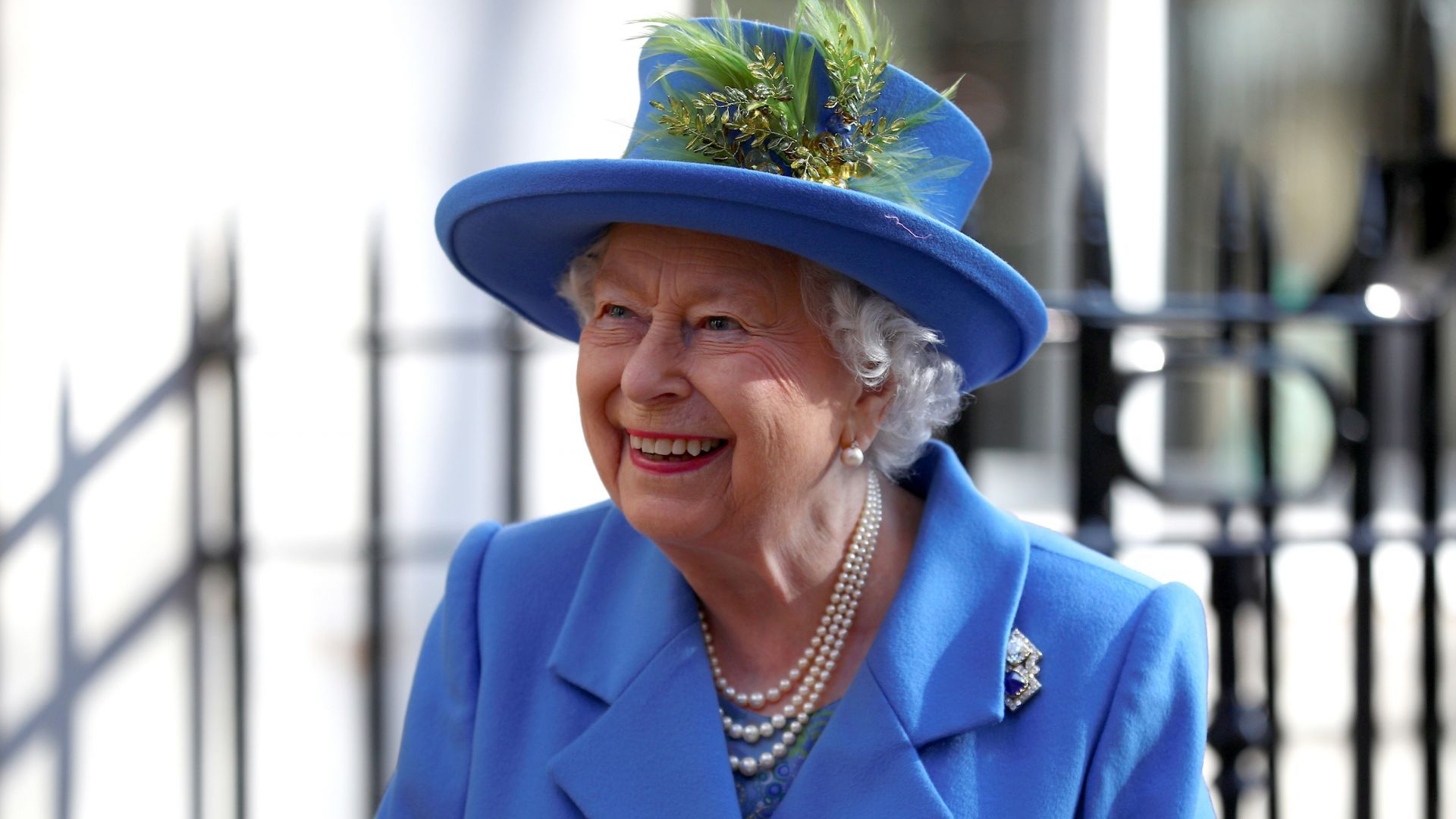 Кралица Елизабет Втора има ново корги