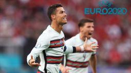 Роналдо и компания превзеха Будапеща с три късни гола