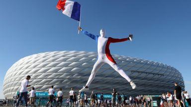 Евро 2020: Франция - Германия 0:0 (на живо)