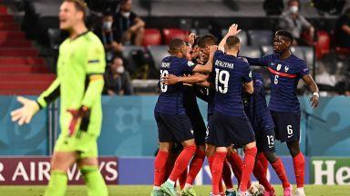 Евро 2020: Франция - Германия 1:0 (на живо)
