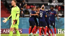 Автогол реши футболната класика между Франция и Германия