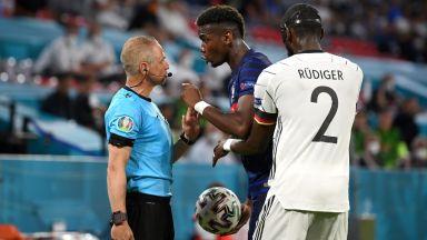 """След суперсблъсъка в Мюнхен: Рюдигер """"вечеря"""" с рамото на Погба, а Хумелс ще сънува Мбапе"""