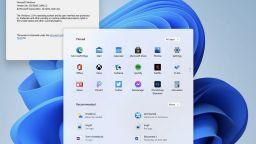 Първи поглед към новия интерфейс в Windows 11
