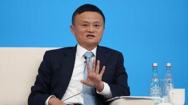 Шефът на Alibaba: Джак Ма продължава да лежи ниско