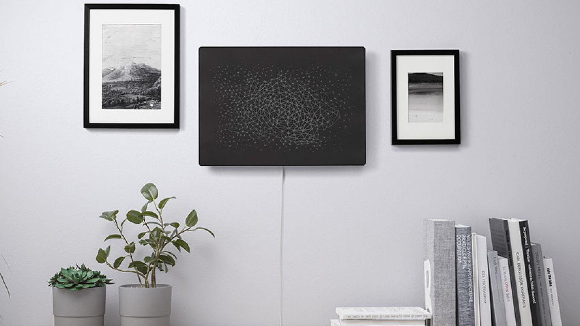 IKEA и Sonos представиха Wi-Fi тонколона като рамка за картина