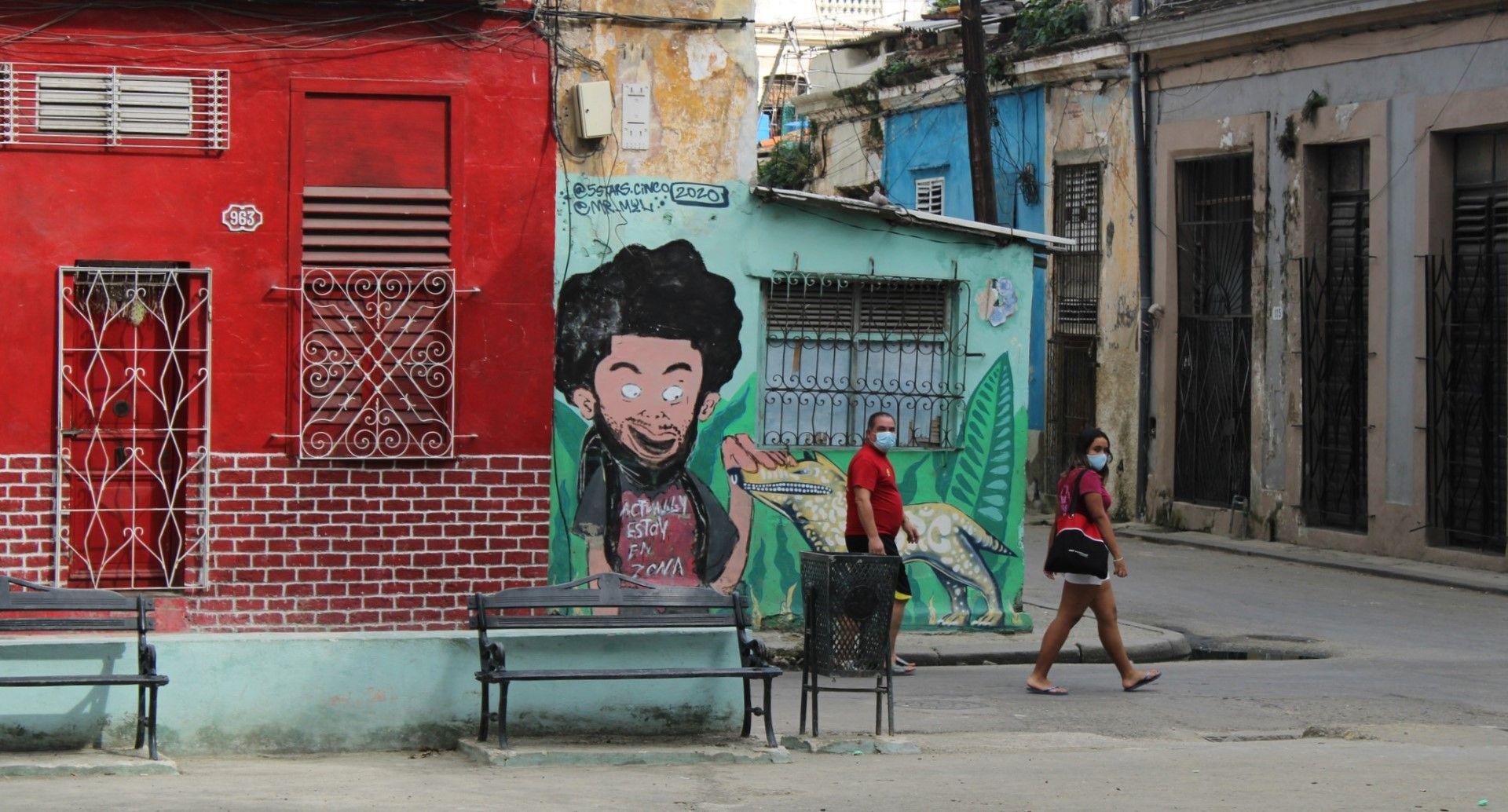 4. San Isidro, Хавана, Куба