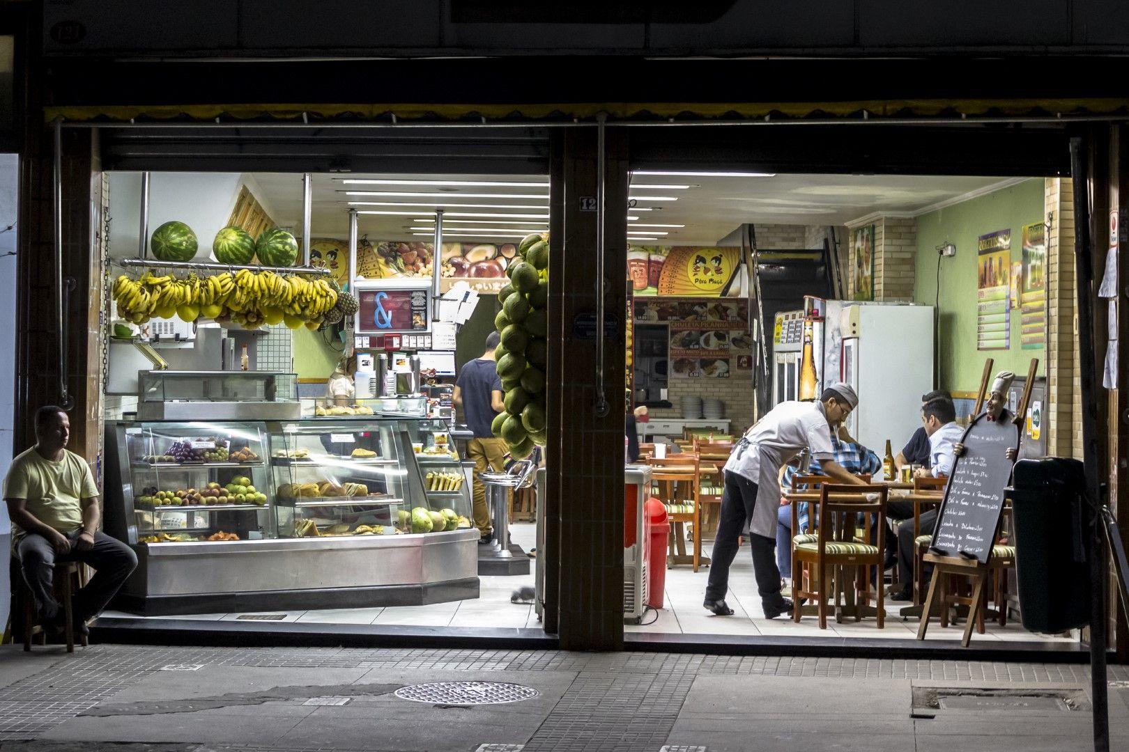 7. Rua Tres Rios, Сао Пауло, Бразилия