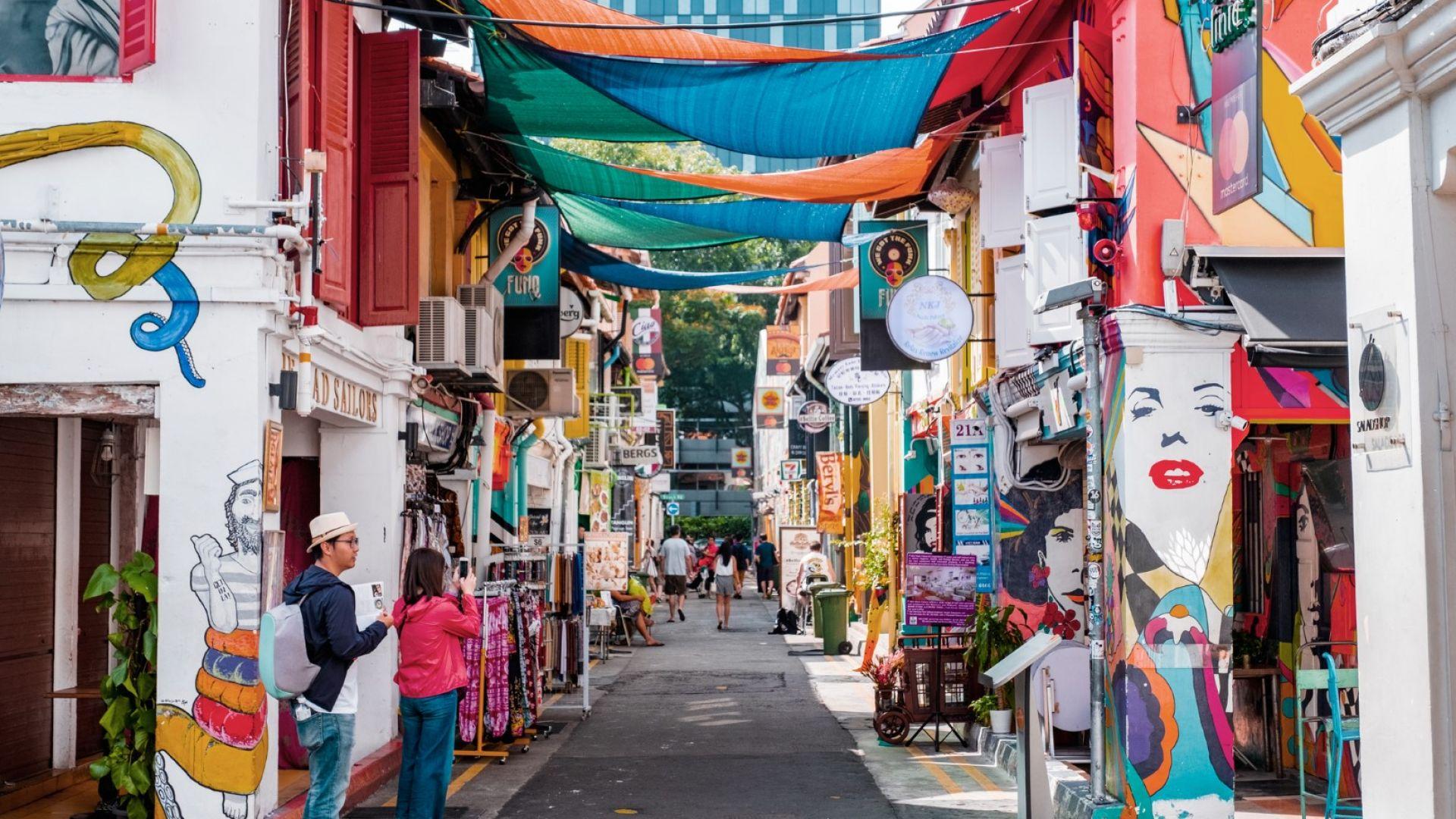 Ето ги 10-те най-добри туристически улици в света