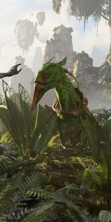 Ubisoft показа трейлър за новата игра по филма Avatar
