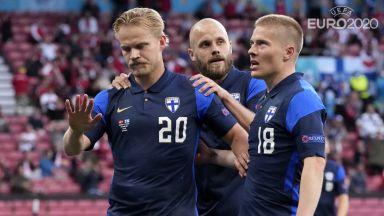 Евро 2020: Финландия - Русия 0:0 (на живо)