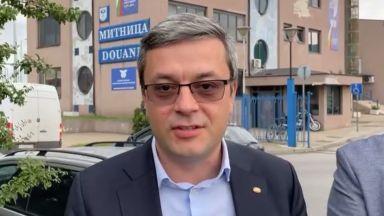 Тома Биков пита как е назначена новата шефка на митницата в Пловдив