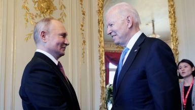Без пробив, но и без конфронтации: Какво Байдън и Путин обсъдиха в Женева (обзор)
