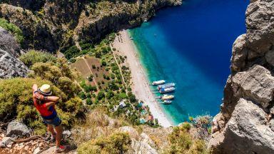 Тайни плажове в Турция: Долината на пеперудите, Фетие