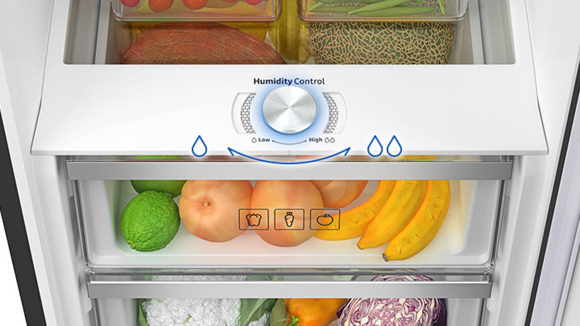Храната в хладилниците е винаги свежа