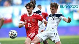 Прекрасен гол отказа Финландия и донесе първа победа на Русия