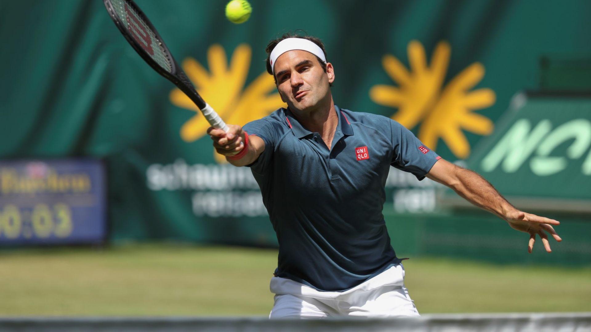 Федерер не скри разочарованието си: Просто не съм достатъчно добър в момента