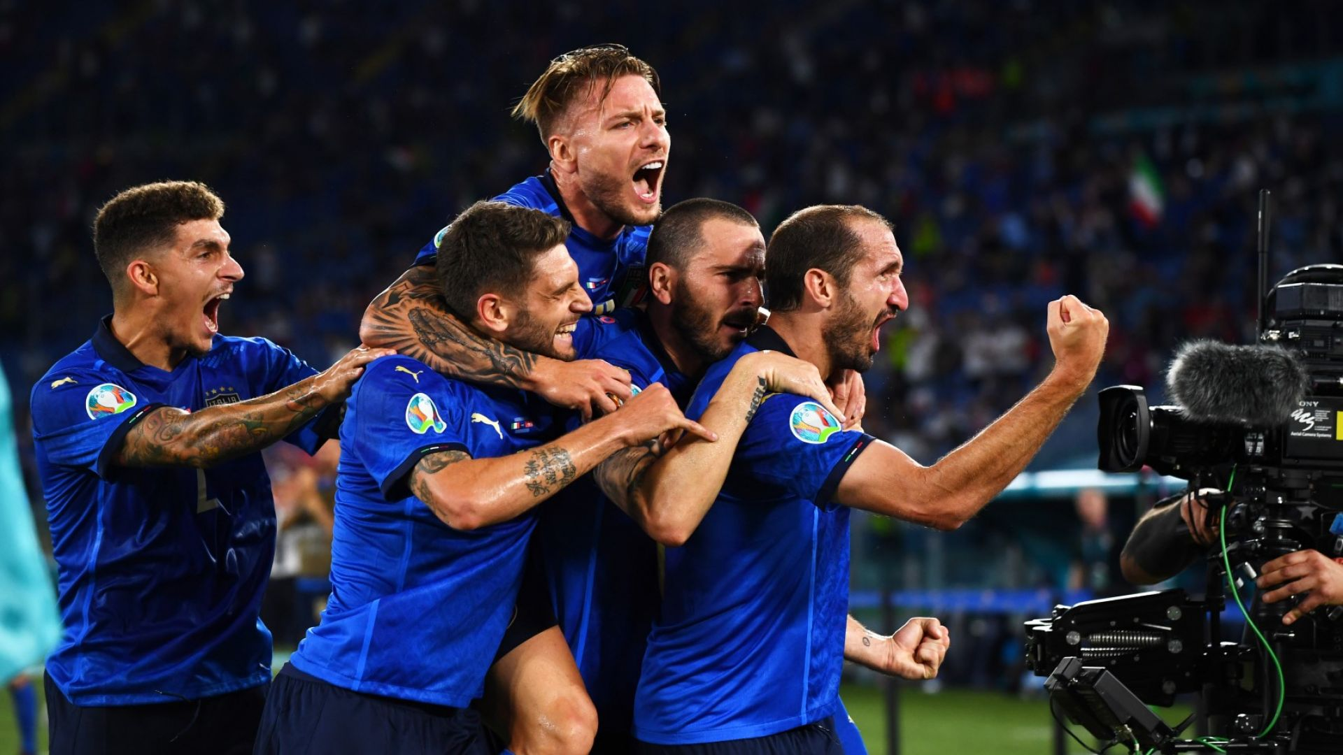 Евро 2020 днес: Време е да започне същинската част от първенството