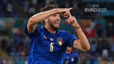 Италия е първият осминафиналист и мечтае след нова лекция на Евро 2020