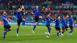 Италия има много герои и само един проблем - твърде силна е твърде рано
