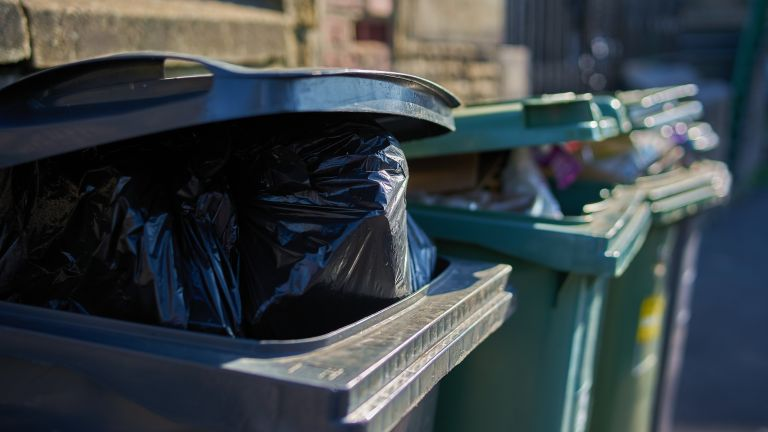 Чисто нови кофи за боклук изчезнаха от квартал на район