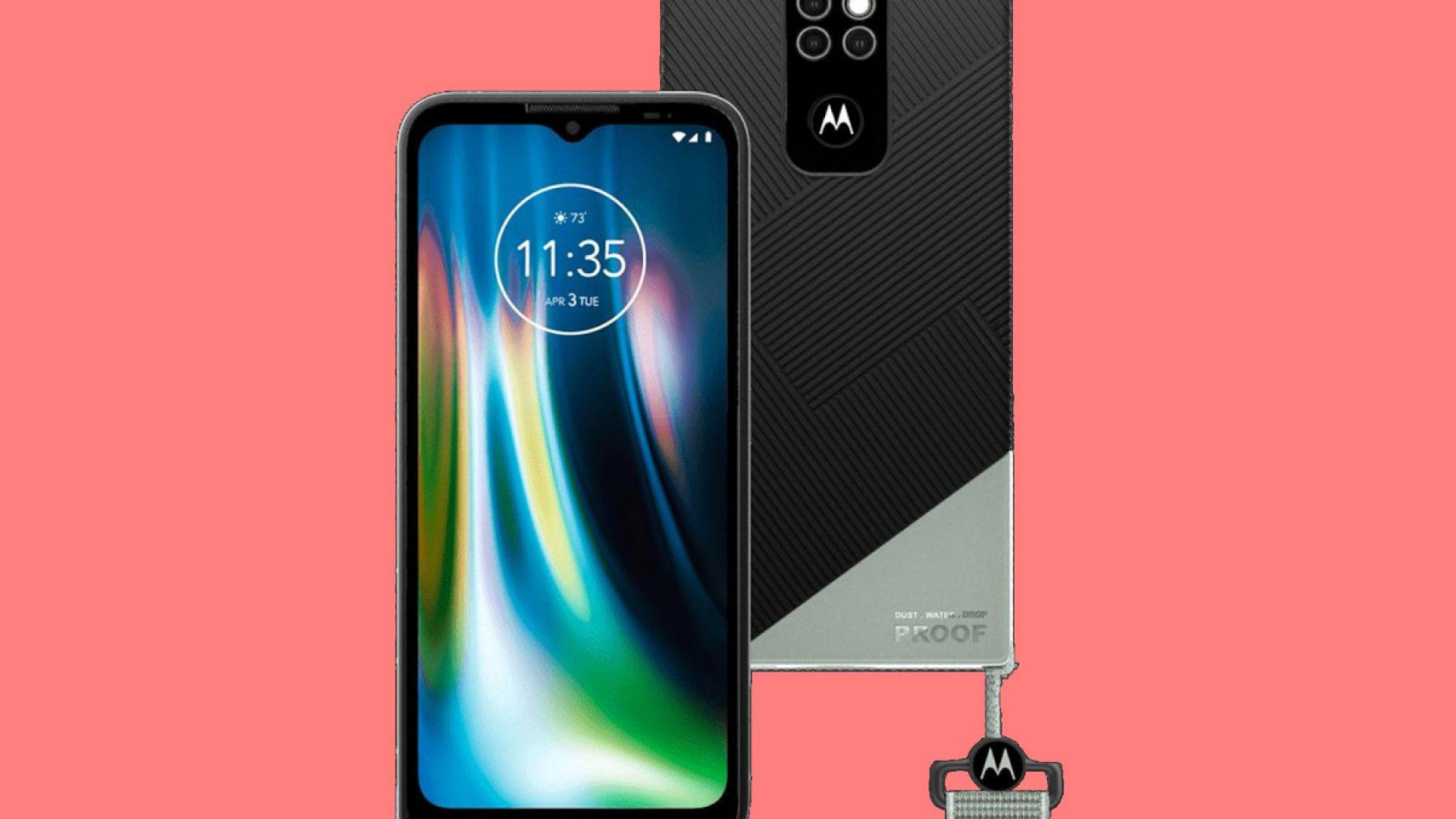 Motorola Defy е един от най-здравите нови смартфони