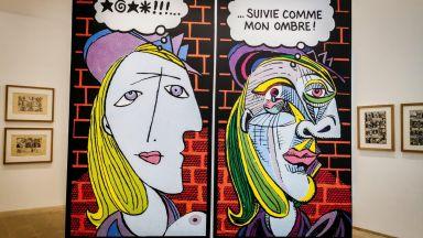 Изложба проследява връзката между Пикасо и комикса