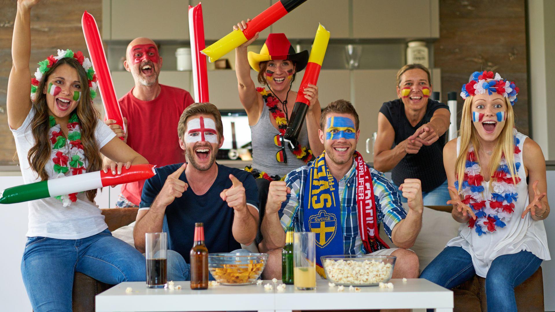 Храна и мачове: Твоите любими разядки за Евро 2020