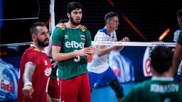 И Русия отнесе безпроблемно волейболистите ни