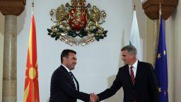 ЕК: Спорът между София и Скопие да се реши приоритетно