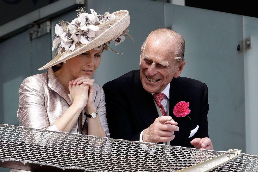 Софи и принц Филип