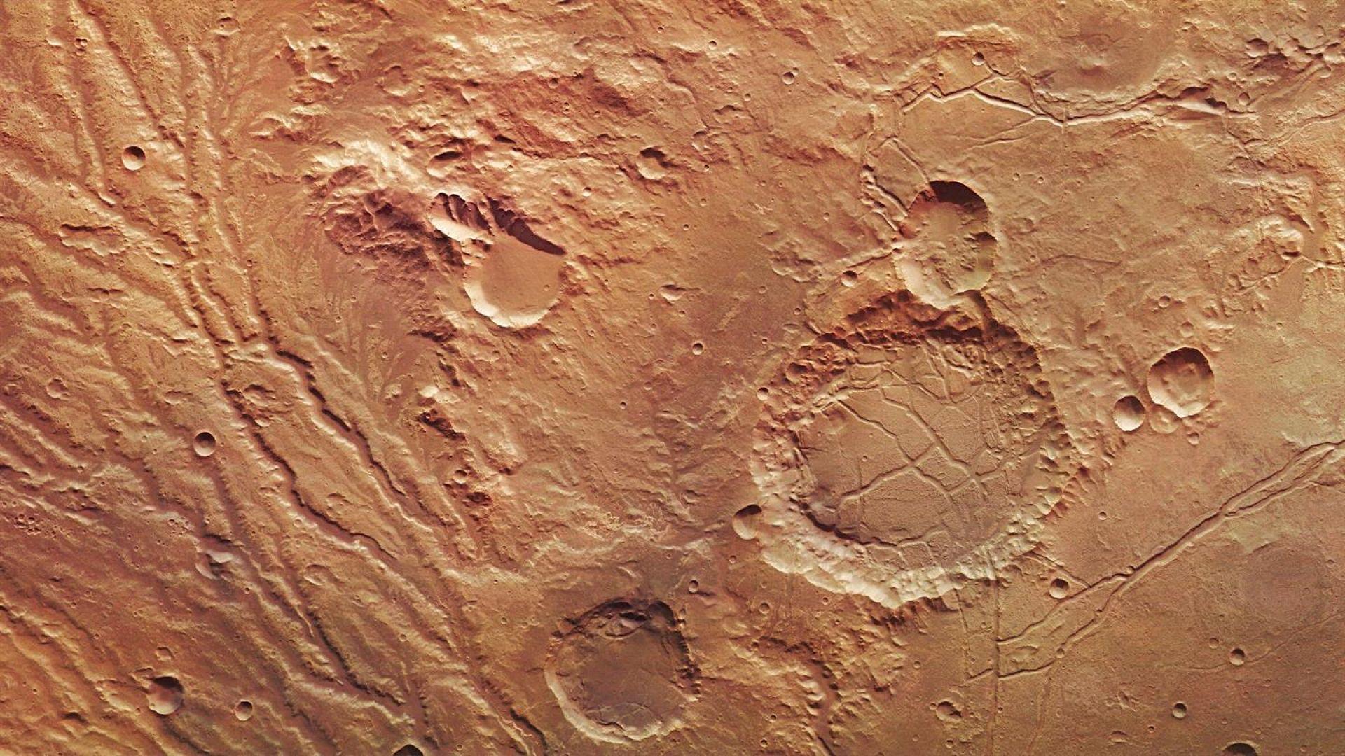 Българските имена на места из Слънчевата система (снимки)