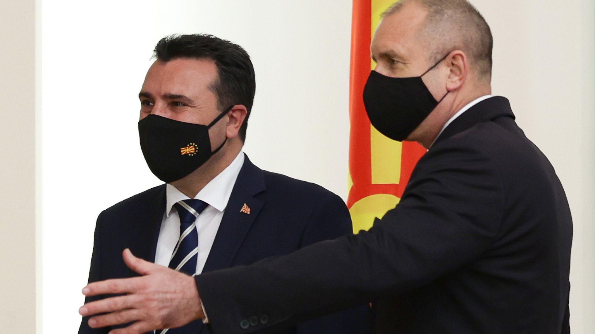 Румен Радев: Натискът към България за Северна Македония ще продължи да се засилва