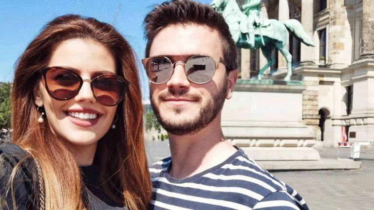 Михаела Филева и приятелят ѝ посетиха местата, вдъхновили приказките на Братя Грим